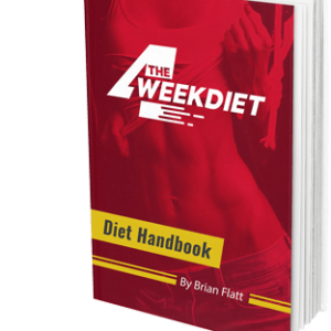 Diet Handbook small 300x300 - The Four Week Weight-reduction plan