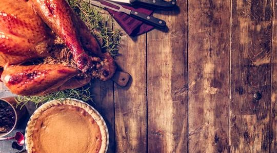 Thanksgiving Herb Cures ANY Disease?! 3